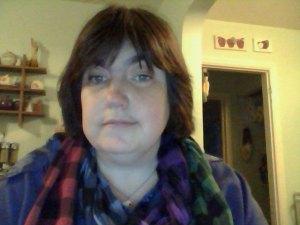 Author Karen Vaughan