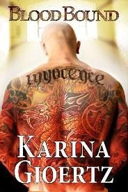 Blood Bound by Karina Gioertz